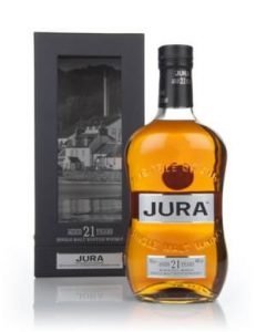 Jura 21 years 44% Sherry Matured